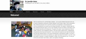 Dr Jen Mata Website