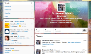 Dr Jen Twitter