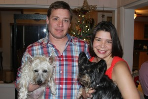 Us with Dogs 1